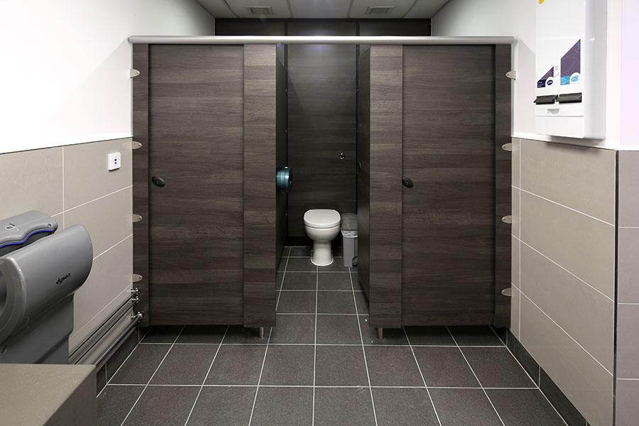 Washroom Toilet Cubicles Forte