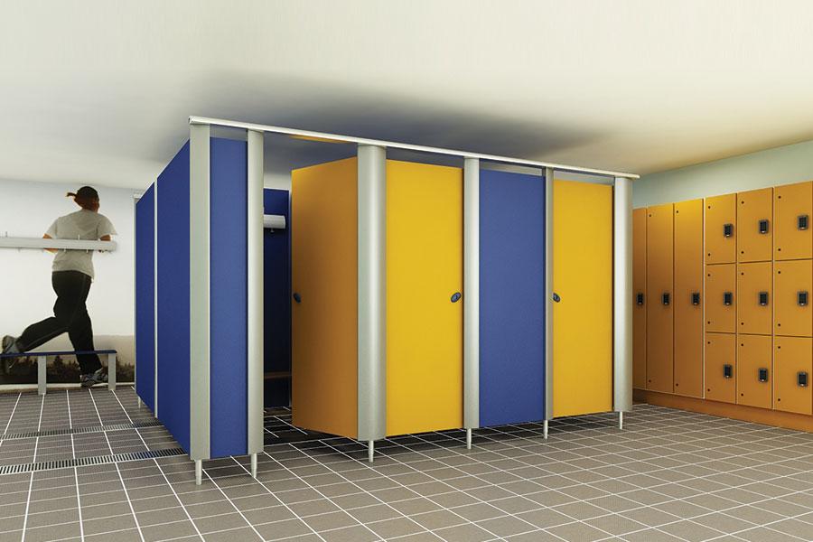 Washroom Washroom Changing Cubicles Mezzo