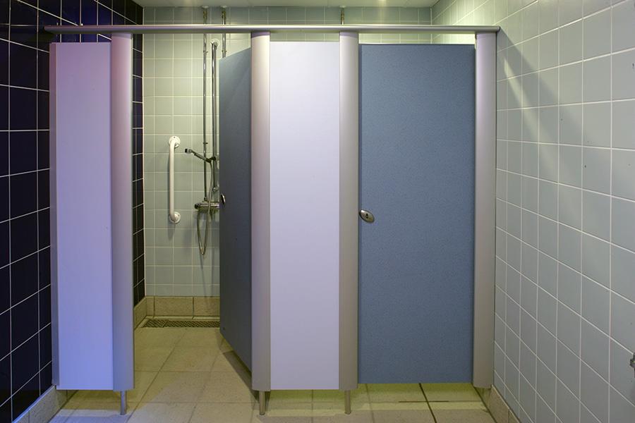 Washroom Shower Cubicles Mezzo