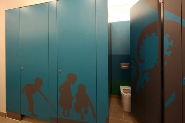 Washroom Washroom Toilet Cubicles Alto