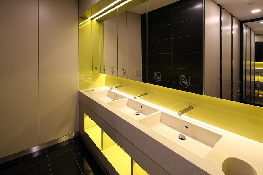 Washroom Washroom Vanity Unit Corian