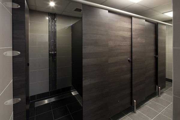 Forte shower cubicle