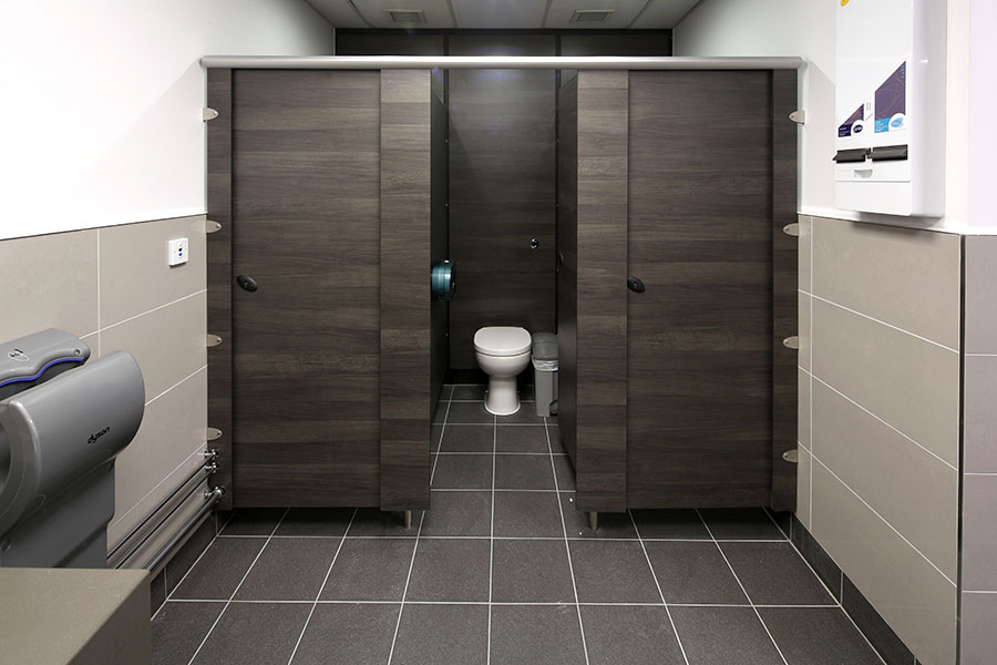 Washroom Washroom Toilet Cubicles Forte