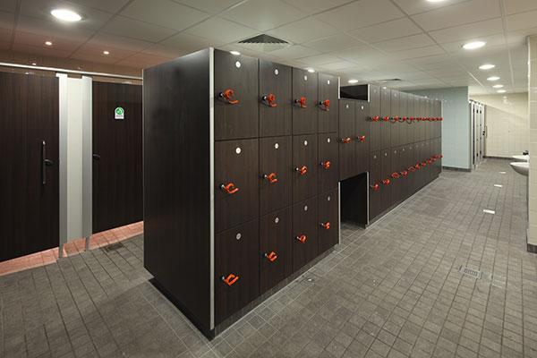 Forza lockers