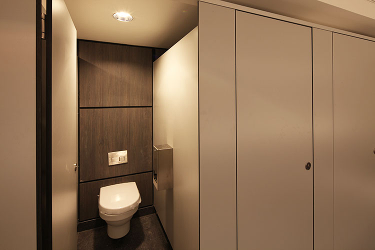 Washroom Washroom Toilet Cubicles Marcato