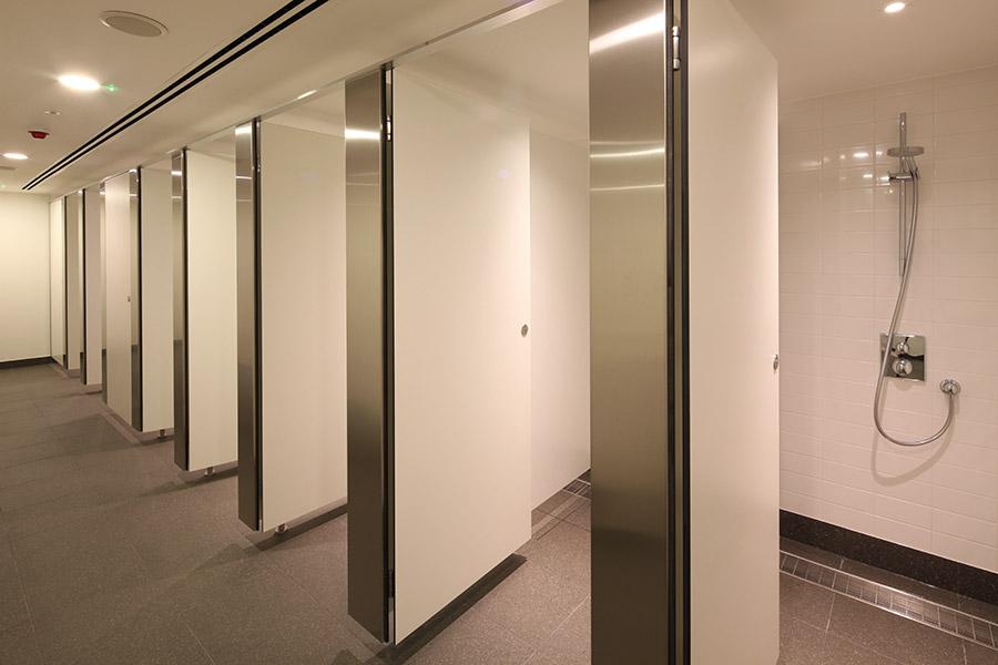 Washroom Washroom - Shower Cubicles - Marcato