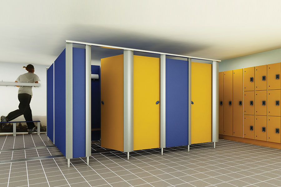Mezzo Changing Cubicles Washroom Washroom