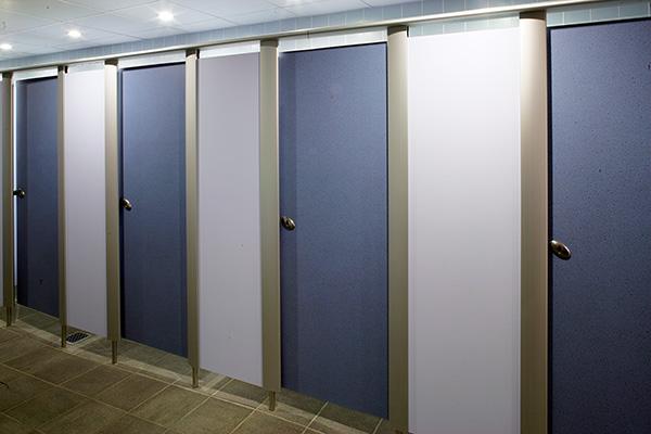 Mezzo shower cubicle