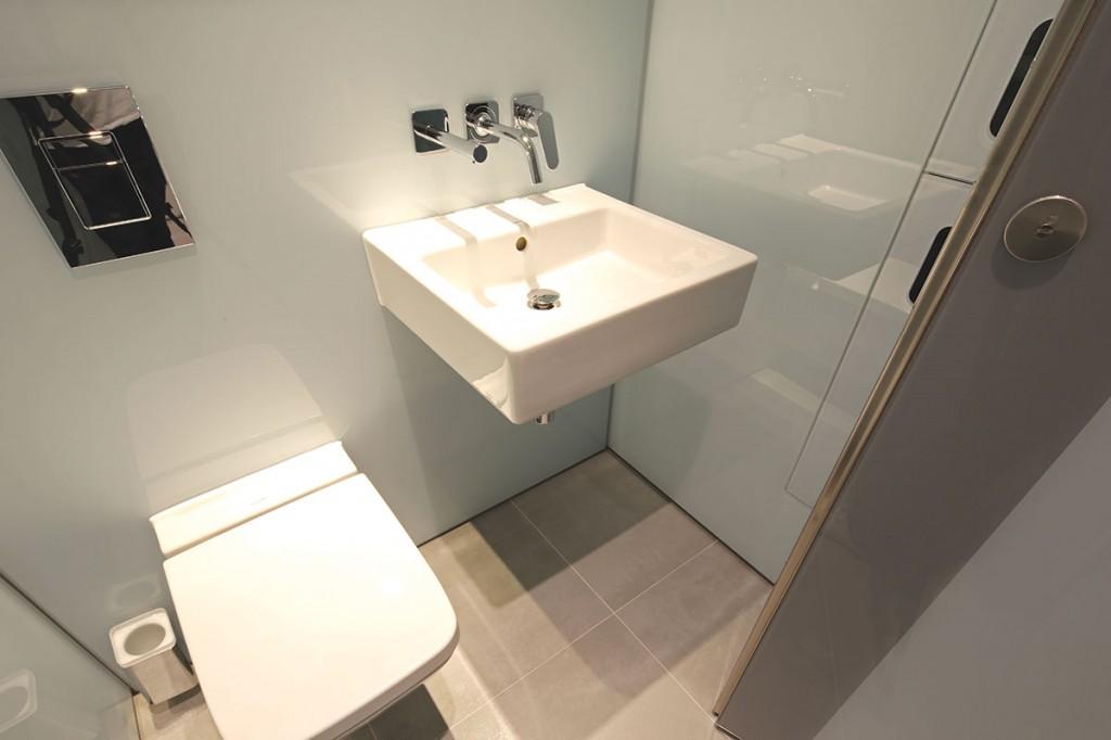 Iconica. Washroom Washroom   Iconica Bespoke