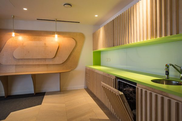 Kitchen areas - specialist joinery