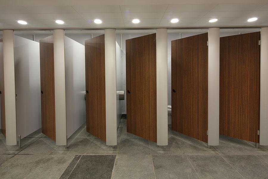 Washroom Washroom Case Study London Bridge Station