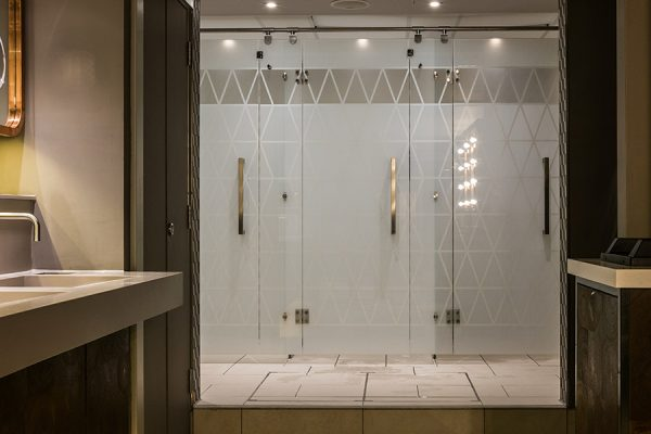 Third Space - Luminoso Glass Shower cubicles