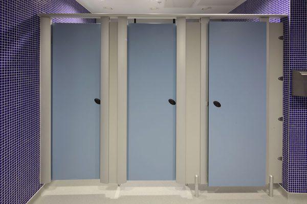 Mezzo cubicles - Tidemill School