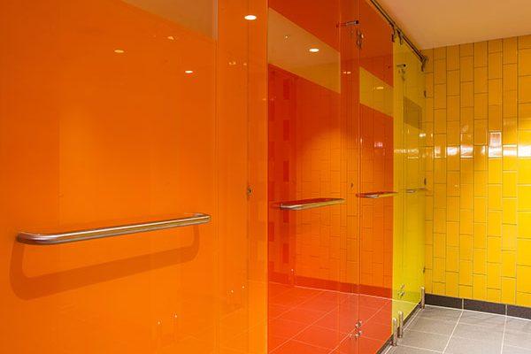 Luminoso Glass Cubicles - Gymbox London