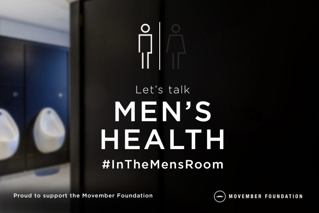 In the Men's Room