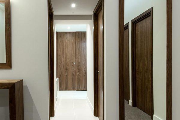 Alto toilet cubicles - Carpenters' Hall, London