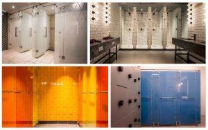 Washroom Washroom showers