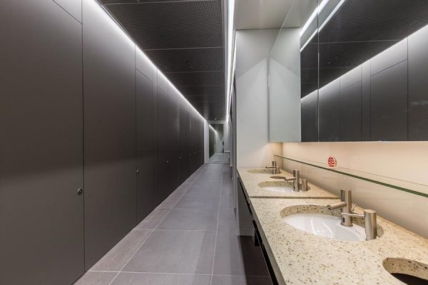 Alto FENIX shower cubicles - 4 Kingdom Street