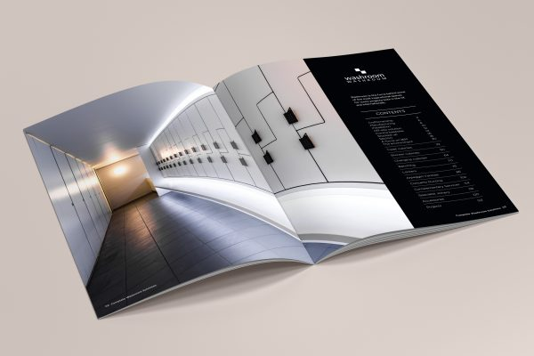 Washroom brochure
