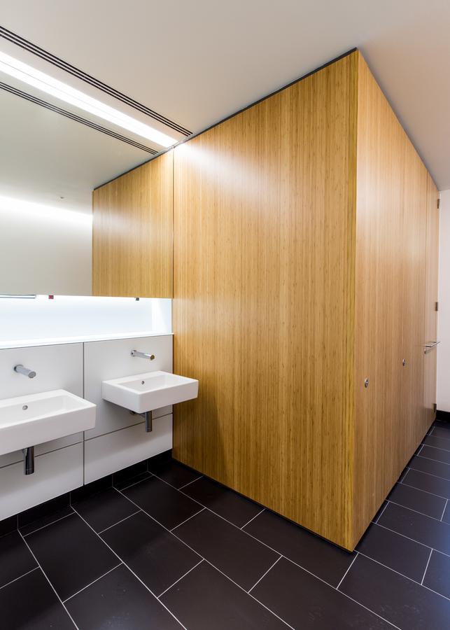 Fetter Lane washrooms
