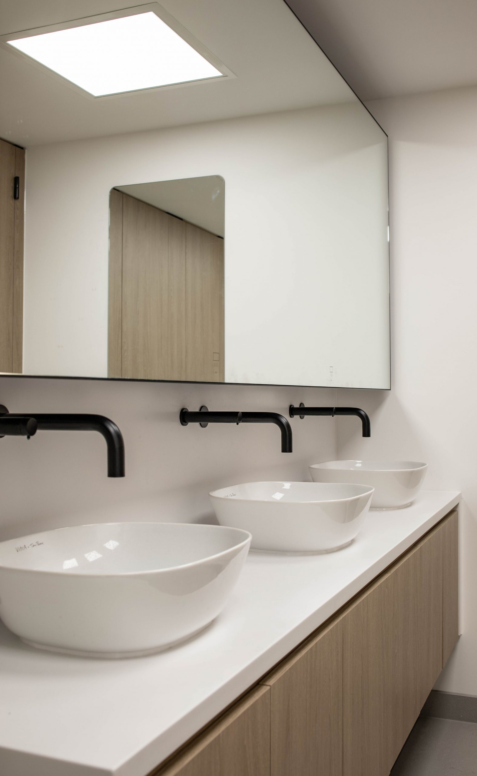 Washroom HQ Tego and vanities
